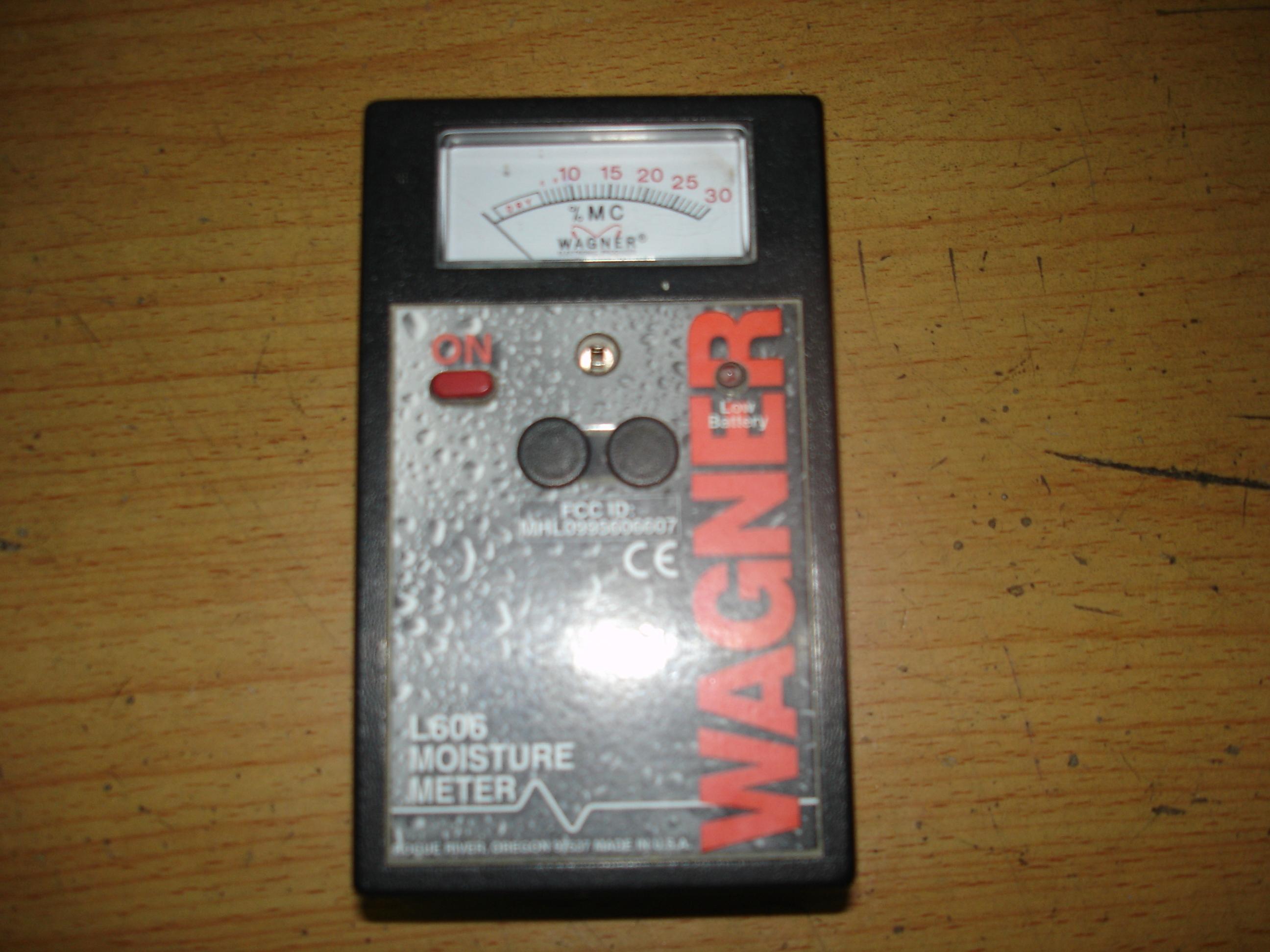 Máy đo độ ẩm L606