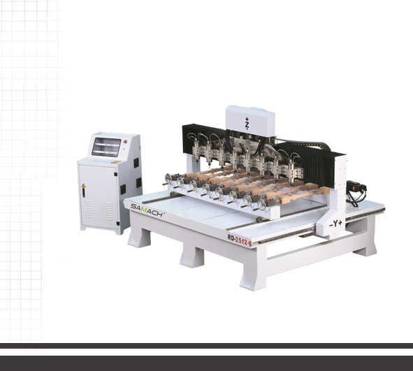 SOLID WOOD CNC Router RD2512-8