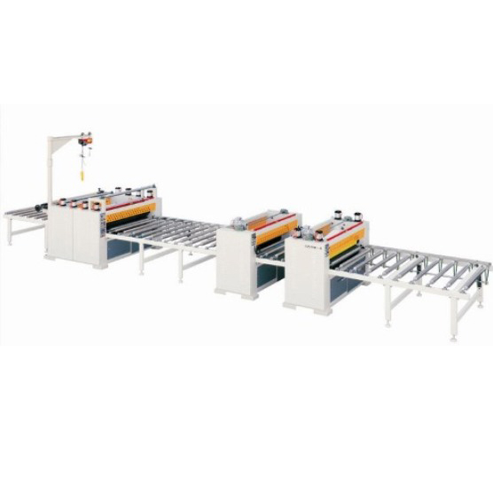 TZ1350C-II 11m Paper PVC Production Line