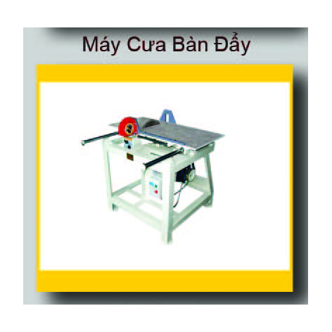 may cua ban day