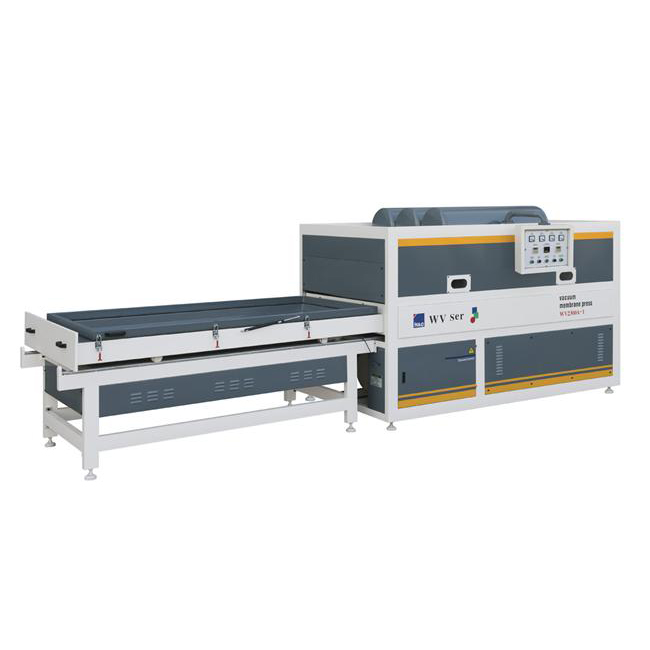 WV2300A-1/WV2300A-1Z Semi-Auto Vacuum Membrane Press