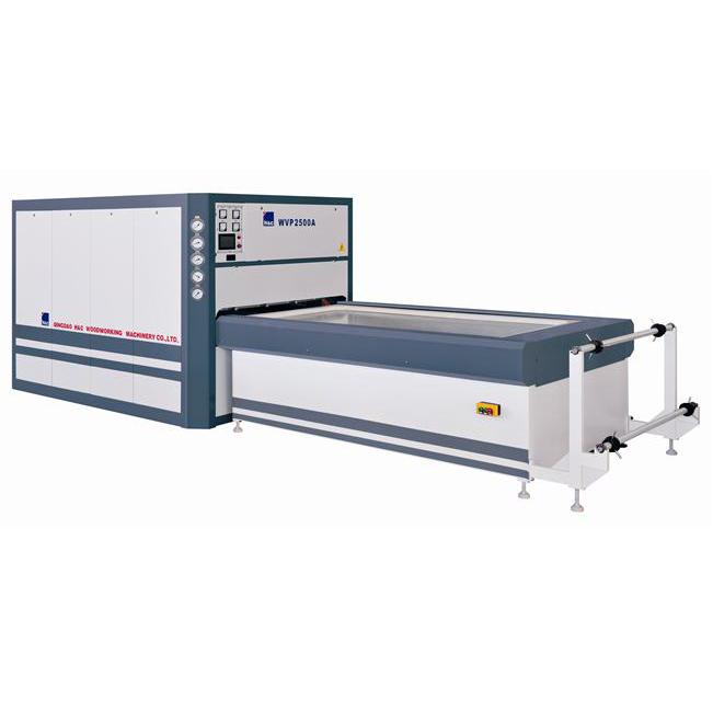 WVP2500A Membrane Press